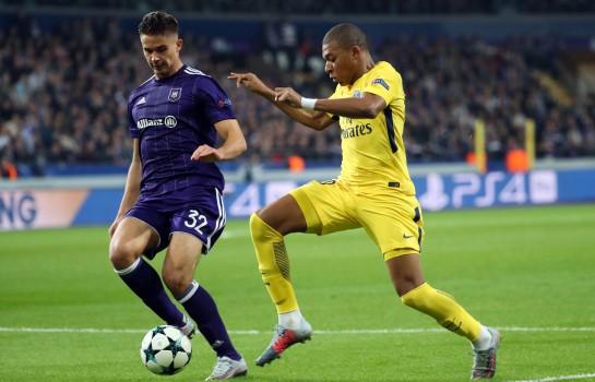 Anderlecht ne demanderait pas moins de 20M€ pour Leander Dendoncker