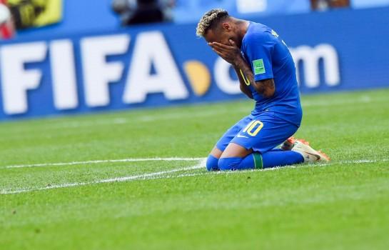 Neymar, la star du PSG et de la sélection du Brésil.