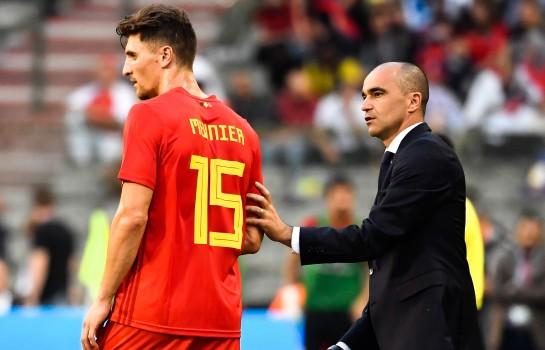 Mondial 2018 : Belgique, Meunier va débuter contre le Panama
