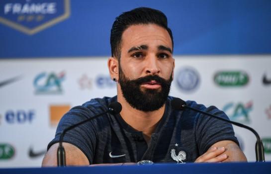 Adil Rami frustré de n'avoir pas joué une seule minute au Mondial