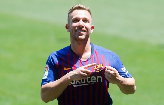 Les compliments de Messi portent Arthur Melo aux anges
