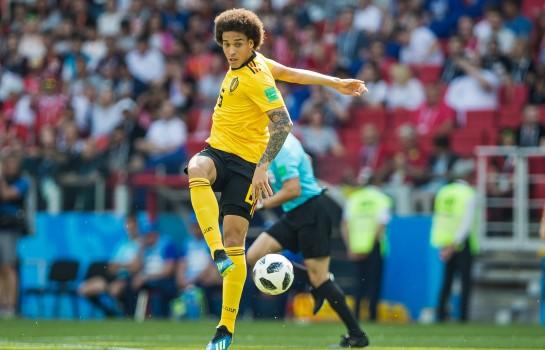 Axel Witsel a fait son grand retour en Europe en signant avec le Borussia Dortmund.