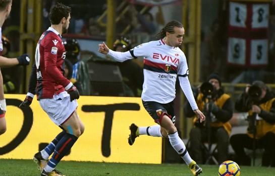 Diego Laxalt va s'engager avec l'AC Milan.