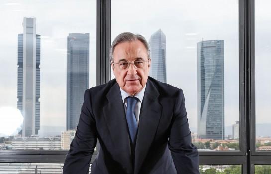 Président du Real Madrid, Florentino Pérez répond à Mauricio Pochettino.