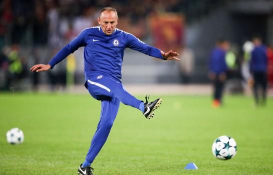 Gianluca Spinelli, ancien entraîneur des gardiens de Chelsea.