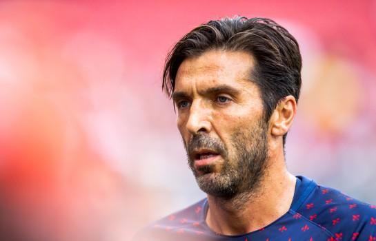 Gianluigi Buffon pas emballé par le titre du PSG