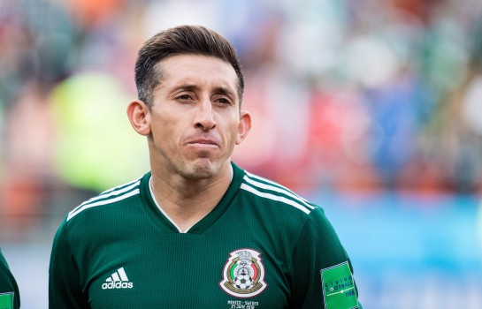 Hector Herrera, international mexicain du FC Porto.