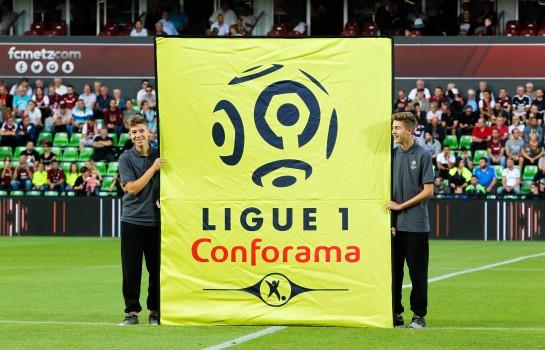 La Ligue 1 a reporté 6 de ses 10 matches prévus ce week-end