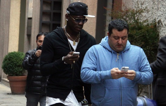 L'OM laisse tomber la piste Mario Balotelli