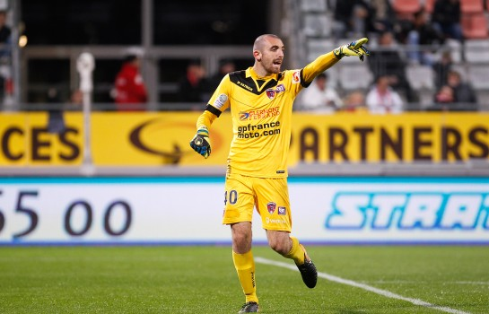 Paul Bernardoni, gardien de But des Girondins de Bordeaux