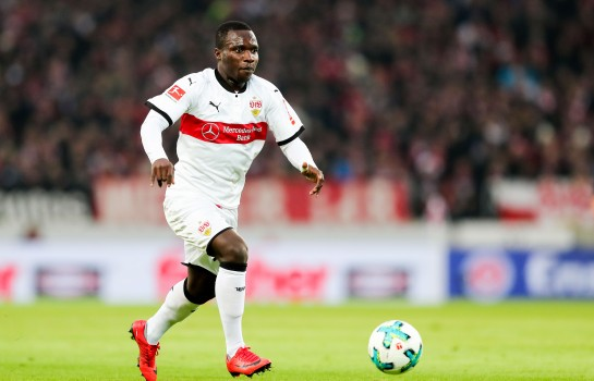 5M€ suffiraient pour attirer Chadrac Akolo que Stuttgart n'a pas pourtant pas envie de laisser filer