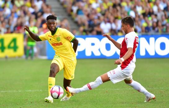 Enock Kwateng (ex-FC Nantes) s'est engagé avec les Girondins de Bordeaux.