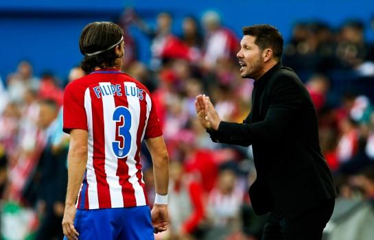 Junior Firpo du Betis Séville visé par le Barça pour remplacer le dossier Filipe Luis de l' Atletico Madrid