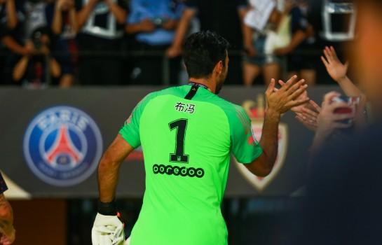 Ligue 1 - PSG : Buffon remercie Paris, la Juventus et Trapp