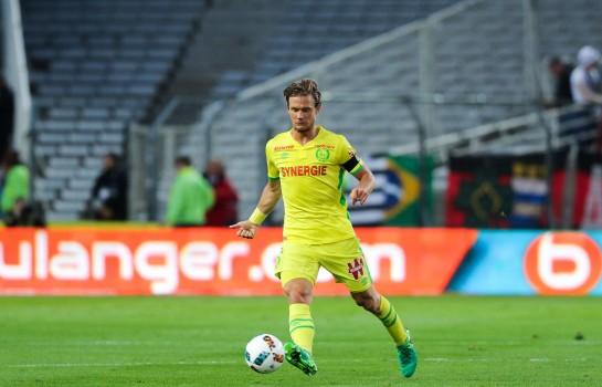 Guillaume Gillet, ex-milieu de terrain du FC Nantes.