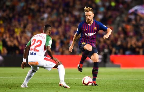 Ivan Rakitic a décidé de rester au Barça cette saison.