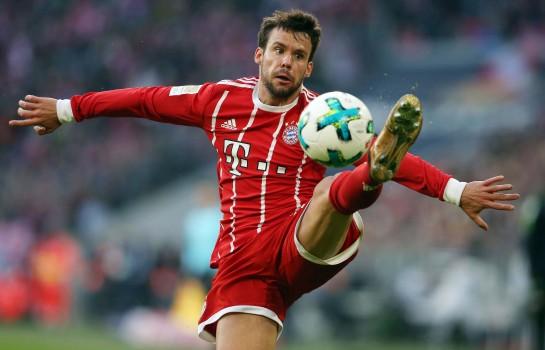 Juan Bernat a quitté le Bayern Munich pour le PSG cet été.