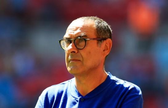 Maurizio Sarri a abandonné Chelsea pour signer avec la Juventus Turin