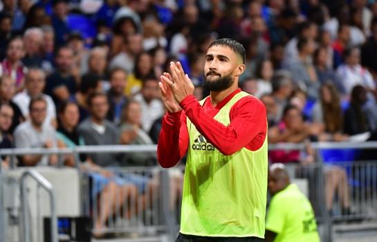 Nabil Fekir capitaine l'OL.