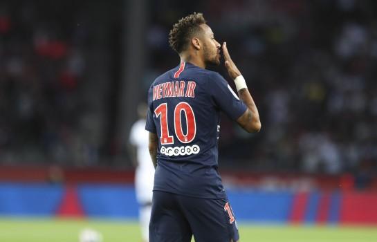 Neymar a quitté le Barça en 2017 pour signer au PSG jusqu'en 2022.