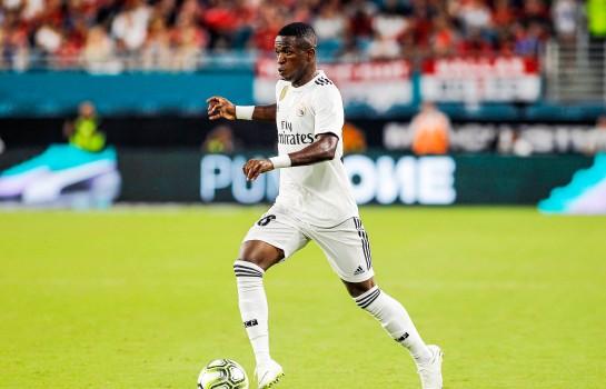 Vinicius Junior impressionne avec le Real Madrid.