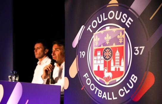 Wesley Saïd signe le plus gros transfert de l'histoire de Toulouse — TFC