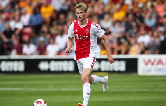 Le Real Madrid voudrait signer Frenkie De Jong contre 80M€