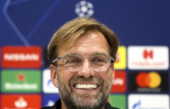Jürgen Klopp, l'entraineur de Liverpool croit à une remontada contre le FC Barcelone