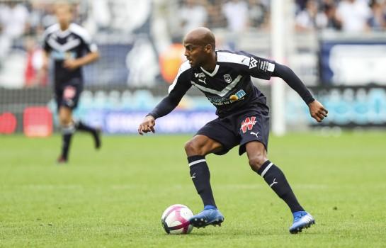 Jimmy Briand, attaquant des Girondins de Bordeaux.