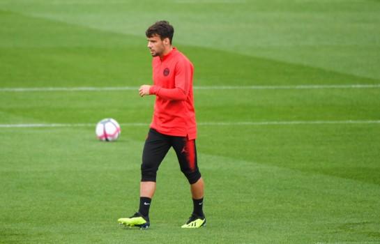 Juan Bernat a quitté le Bayern Munich cet été pour rejoindre le PSG.