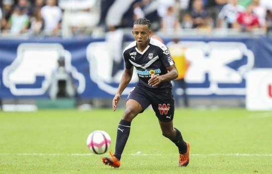 Jules Koundé, défenseur central aux Girondins de Bordeaux.