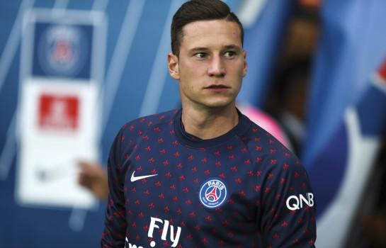 Julian Draxler veut rester au Paris SG au Mercato PSG.