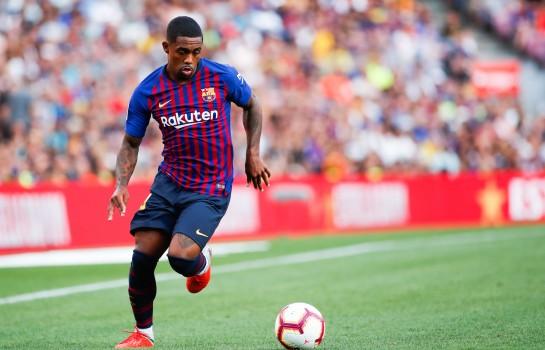 Malcom, attaquant du Barça.