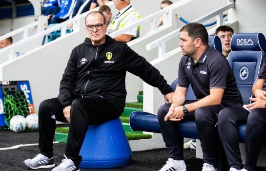 Marcelo Bielsa verrait bien les joueurs de Leeds United s'imposer à l'OM et à Bilbao