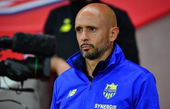 Miguel Cardoso, ex coach du FC Nantes engagé par le Celta Vigo.