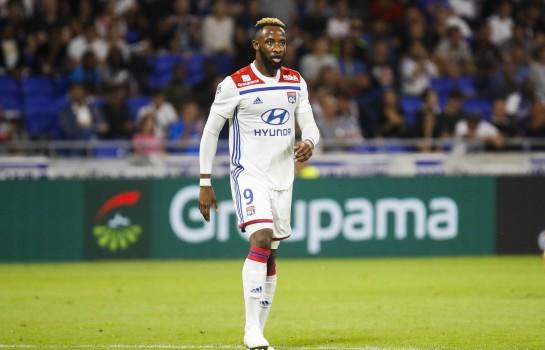 Moussa Dembélé, patatquant de l'OL.