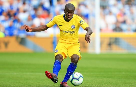 N'Golo Kanté ne compte pas quitter Chelsea de si tôt.