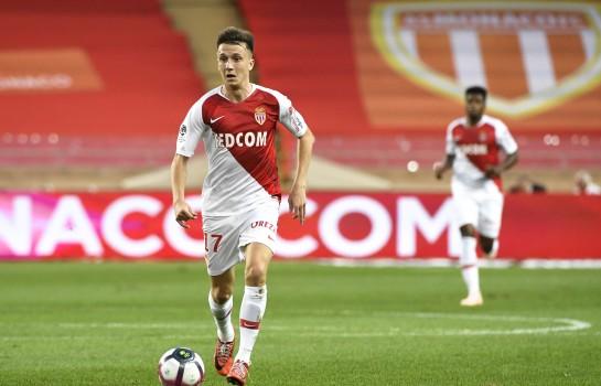 Alexander Golovin va manquer les prochaines semaines de compétition avec l'AS Monaco.