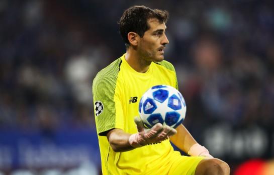Iker Casillas dit aimer l'OM