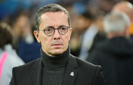 Eyraud prié de conserver Luiz Gustavo
