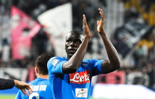 Kalidou Koulibaly est heureux à Naples.