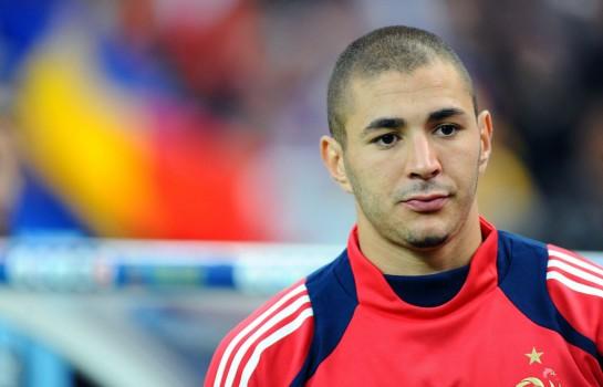 Karim Benzema, attaquant du Real Madrid.