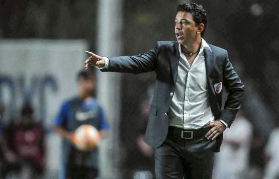 Marcelo Gallardo, ancien joueur de Monaco et coach de River Plate.