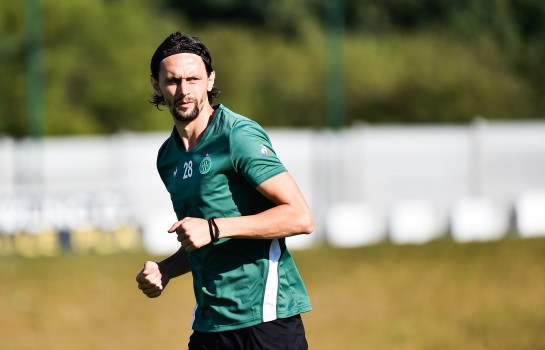 Neven Subotic, défenseur central de l'ASSE.