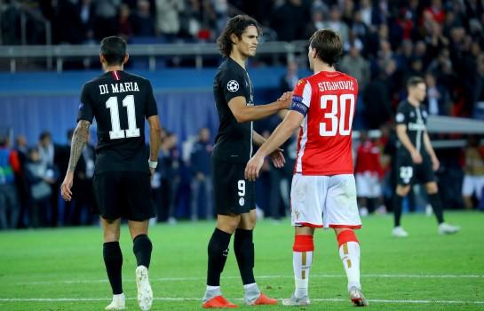 L'UEFA a des soupçons de corruption sur le match PSG - Étoile Rouge de Belgrade.