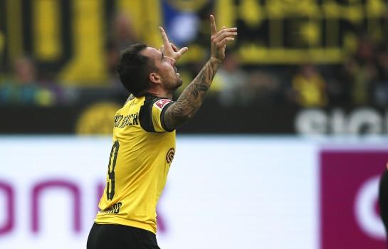 Le Borussia Dortmund s'offre définitivement Paco Alcacer.