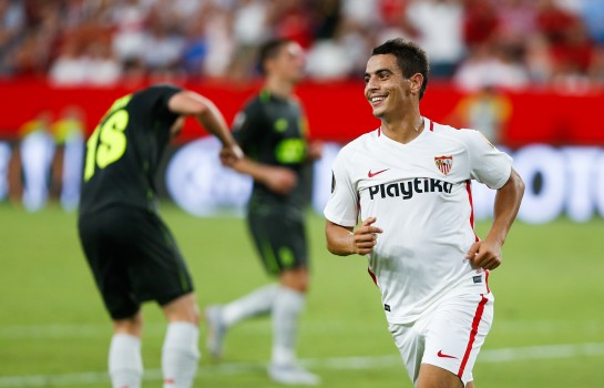 Wissam Ben Yedder en vogue avec le FC Séville