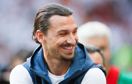 Los Angeles Galaxy dément pour Zlatan Ibrahimovic.