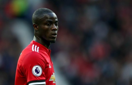 Éric Bailly, défenseur central à Manchester United.