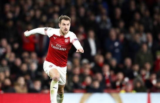Aaron Ramsey pourrait quitter librement Arsenal e, juin prochain.